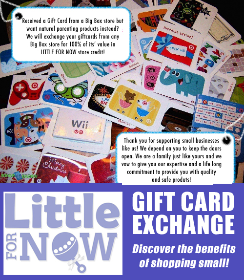 Gift Card Exchange Program Little For Now Cloth Diapers Cloth