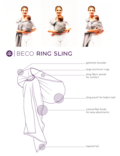 Beco Sling Features
