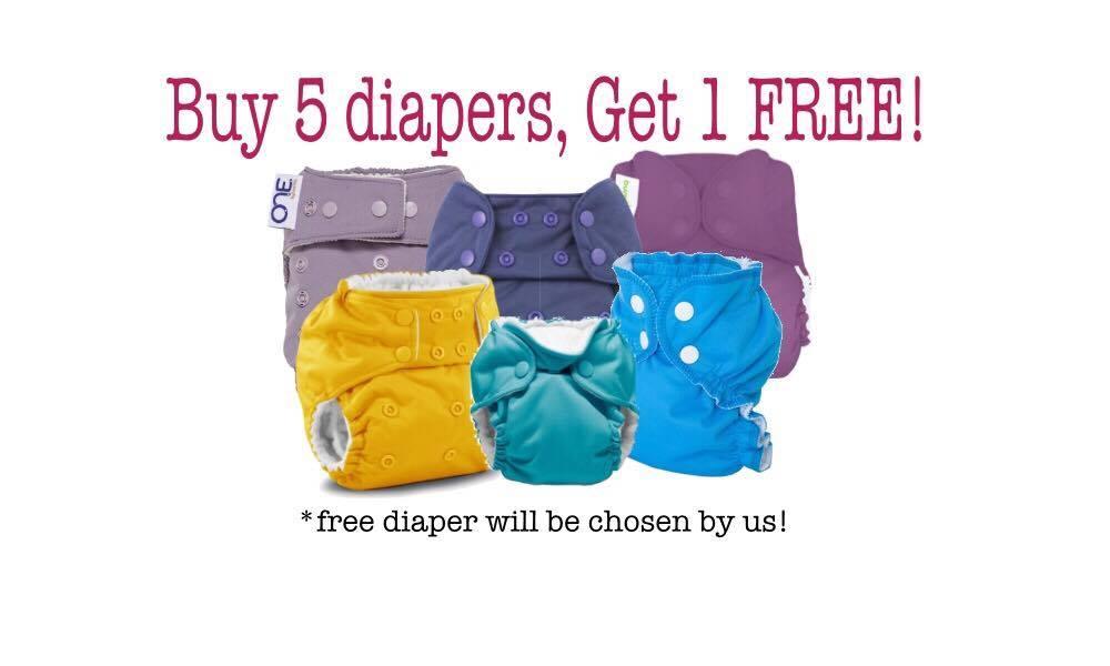 Free Diaper