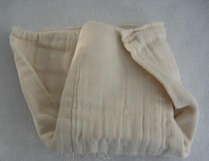 completed jelly roll prefold diaper