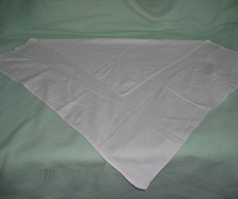 diamond fold