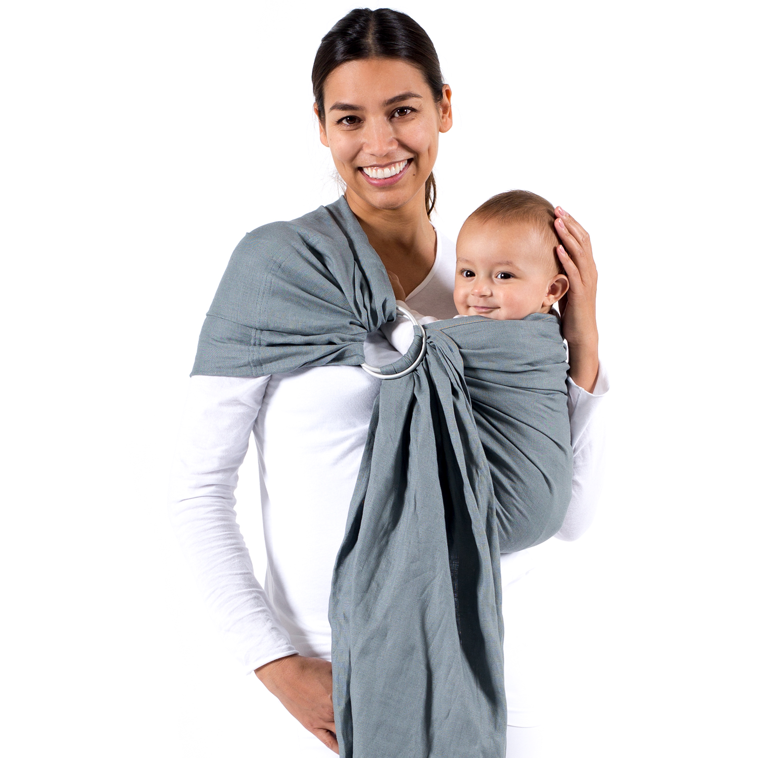 Baby Carriers Baby Wearing Ring Slings Little For Now Cloth
