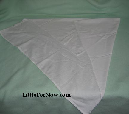 Diamond Fold Flat Diaper