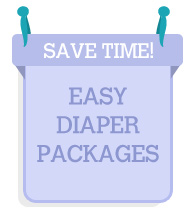 Easy Diaper Packages