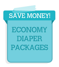 Economy Diaper Packages