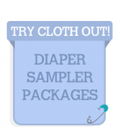 Cloth Diaper Sampler Packages