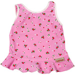 Tankini Pink & White Flower