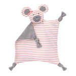 Apple Park Organic Farm Buddies Blankie Ballerina Mouse