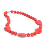 Chewbeads Perry Necklace Cherry Red