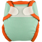 Tidy Tots Newborn Diaper Cover Sea Mist