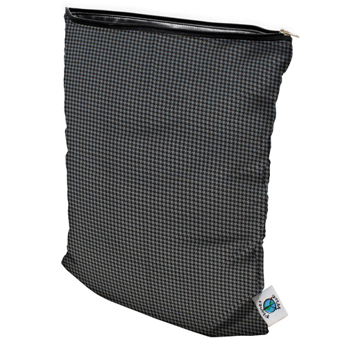 Planet Wise Gray Houndstooth