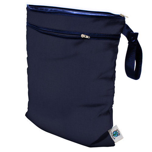 Planet Wise Wet/Dry Bag Navy