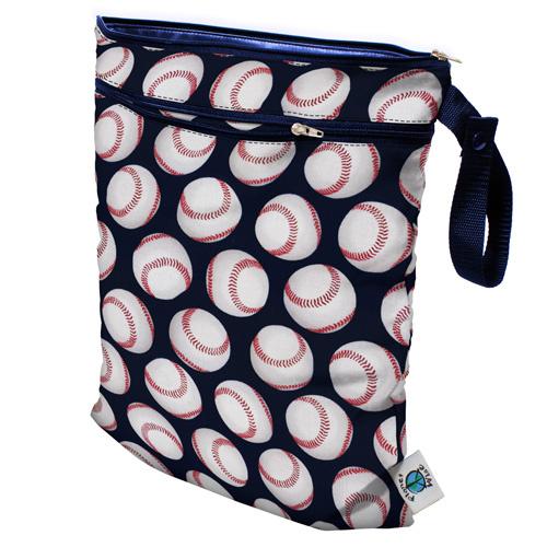 Planet Wise Wet/Dry Bag Baseball